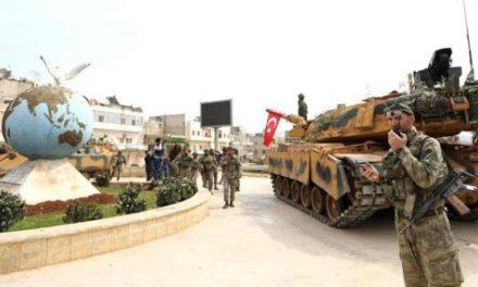ترکیه: یگان های کرد در خندق های خود در شرق فرات دفن خواهند شد