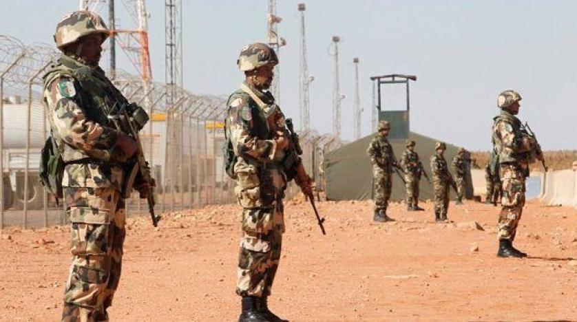 یک پناهگاه تروریستی در الجزایر متلاشی شد