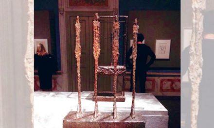 نمایشگاه پرشکوه آثار جاکومتی در ایتالیا
