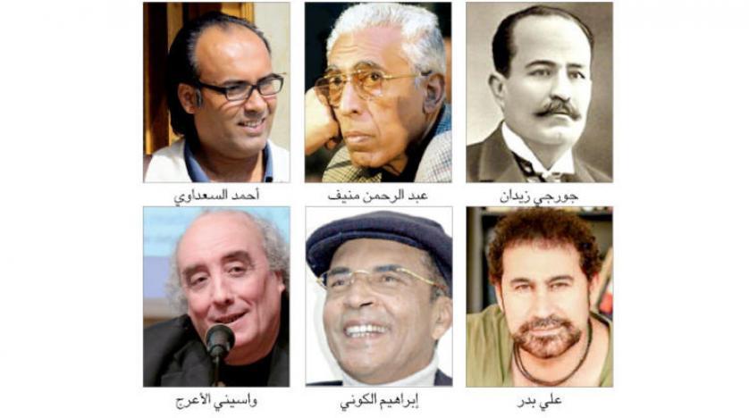 تاریخ و روایت در رمان عربی