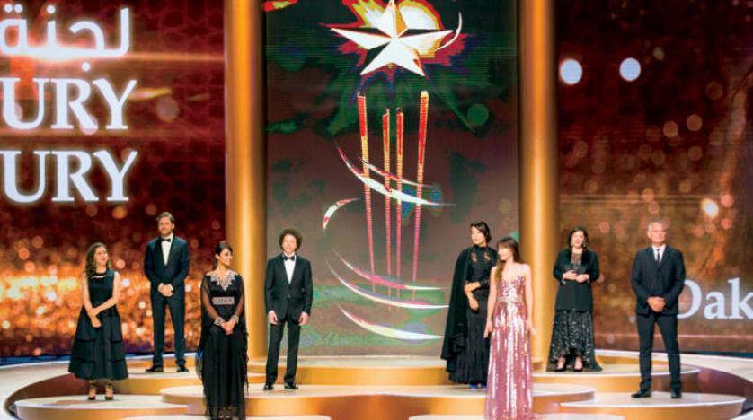 اولین روز جشنواره فیلم مراکش با نقاشی نور خورشید ون گوک کلید خورد