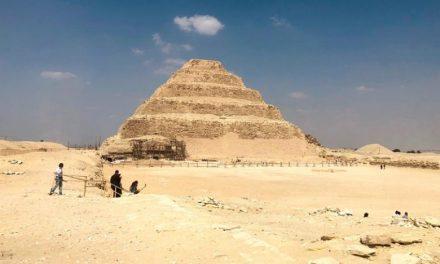 فقط یک سوم راز و رمزهای منطقه باستانی سقاره تا کنون شناخته شد
