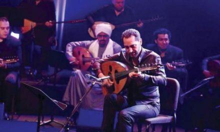 نصیر شمه مردم ظهران را به وجد آورد و سه ساز به جهان موسیقی عرضه کرد