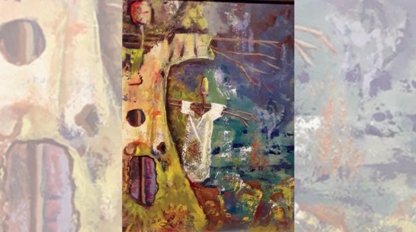 «مترسک» سوژه ۱۵۶ تابلوی هنری در قاهره