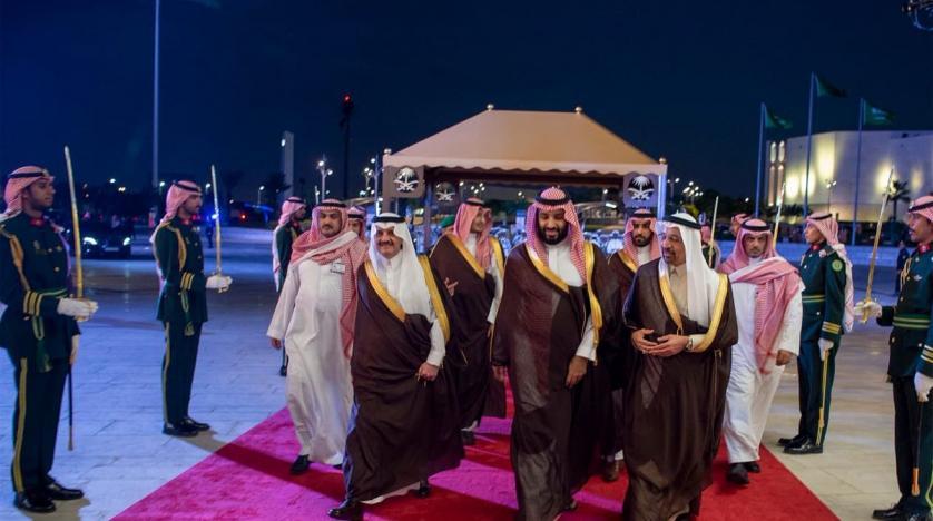 ولیعهد سعودی «سپارک» را افتتاح کرد؛ ۱۲ شرکت جهانی به آن پیوستند