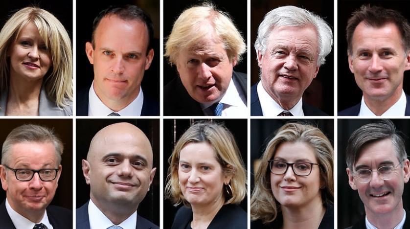 چه کسی جانشین نخستوزیر بریتانیا میشود؟