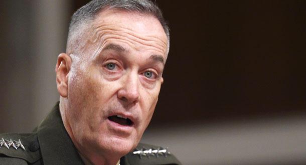 رئیس ستاد مشترک ارتش آمریکا: برای جلوگیری از حمله ۱۱ سپتامبری دیگر، آمریکا باید در افغانستان باقی بماند