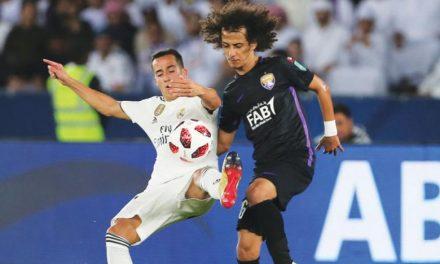 رئال مادرید ۴-۱ العین؛ سومین قهرمانی پیاپی