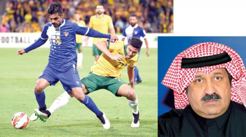 رئیس فدراسیون فوتبال کویت: امیدوارم سعودی یا امارات جام کنفدراسیون را ببرند