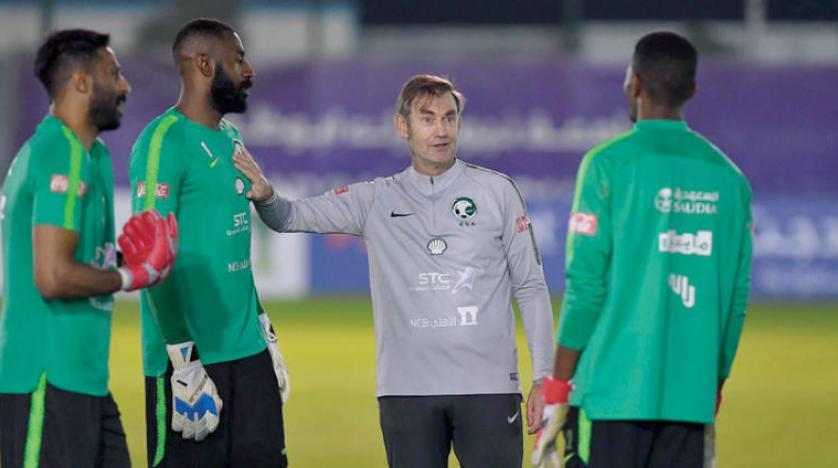 تاکتیک هجوم در دستور کار تیم ملی سعودی
