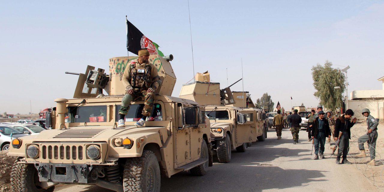 افغانستان: کشته شدن بیش از ۳۰ مامور و شبه نظامی توسط طالبان