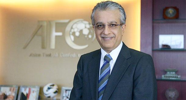 رئیس AFC: به تواناییهای امارات در برگزاری جام آسیا ۲۰۱۹ ایمان دارم