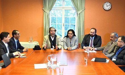هیج به «الشرق الاوسط»: اردن چهارشنبه میزبان نشست کمیتهٔ اسرا خواهد بود