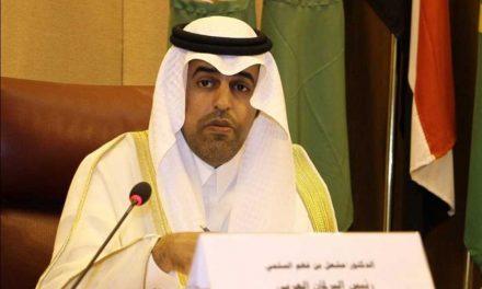 حمایت پارلمان عربی از مالکیت امارات بر جزایر سهگانه: گفتگوی مستقیم یا دادگاه لاهه