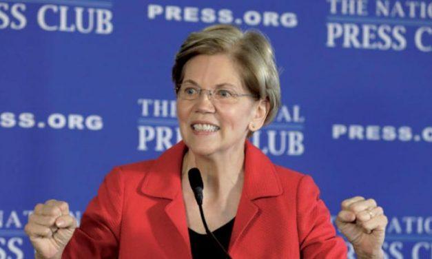الیزابت وارن نامزد ریاستجمهوری آمریکا میشود