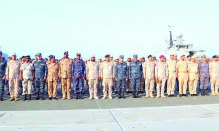 رزمایش مشترک کشورهای حاشیه دریای سرخ آغاز شد