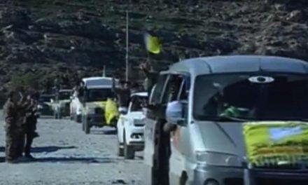 دمشق از عقبنشینی ۴۰۰ جنگجوی کرد از منبج خبرداد