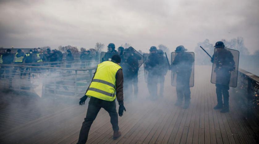 «جلیقه زردها»: دولت فرانسه در برابر بنبست