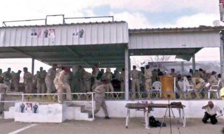 حمله حوثیها به رژه نظامی ارتش یمن با پهپاد ایرانی