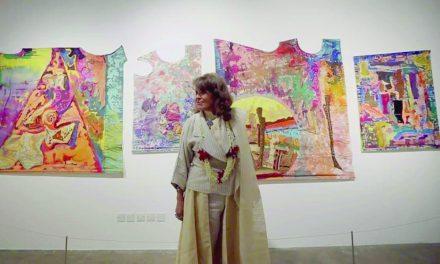 منیره موصلی هنرمند نامدار هنرهای تجسمی سعودی درگذشت