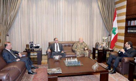 ارتش لبنان وجود تنش در مرزهای جنوبی را رد کرد