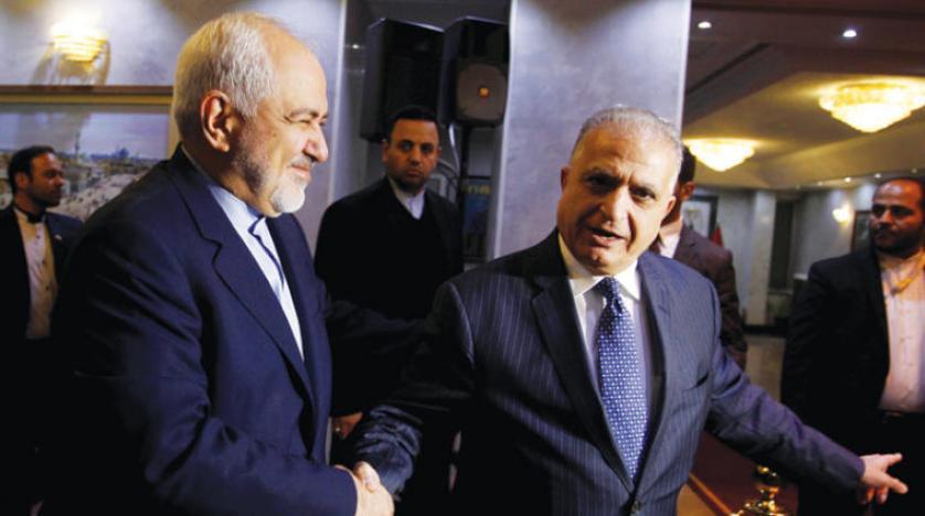 سایهٔ تحریمهای آمریکا علیه ایران بر سفر ظریف به بغداد