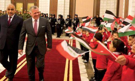 رقابت اردن و ایران در عراق