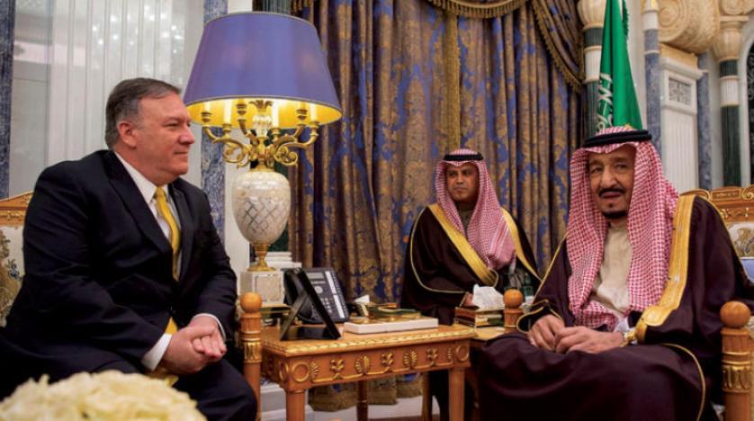 توافق سعودی و آمریکا بر توسعه شراکت استراتژیک و مقابله با فعالیتهای موذیانه ایران