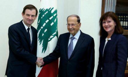 واشنگتن بر ادامهٔ مقابله با ایران در منطقه و حزبالله در لبنان تأکید کرد