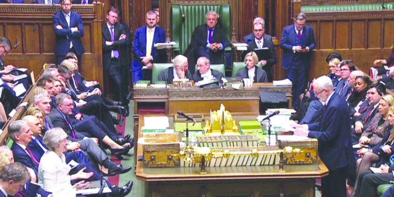 ترزا می به نمایندگان: یا «برکسیت» یا فروپاشی اتحاد بریتانیا