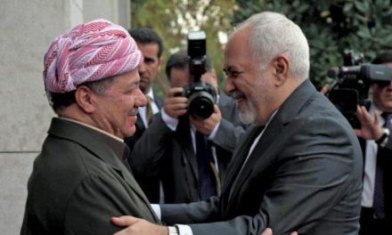 ظریف در کردستان عراق؛ در جستجوی راه گریزی از تحریمها