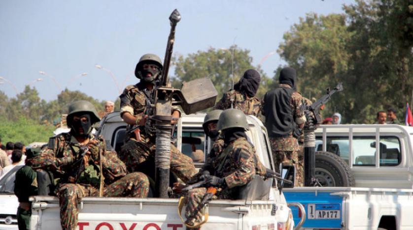 حمله به شبهنظامیان کودتاگر حوثی در پناهگاهشان در صعده