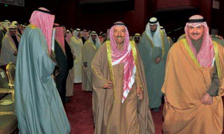 امیر کویت طرح ارتقای شفافسازی و مبارزه با فساد را راهاندازی کرد