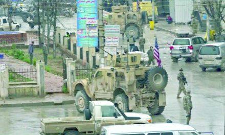 چند سرباز آمریکایی در حمله انتحاری در شمال سوریه کشته شدند
