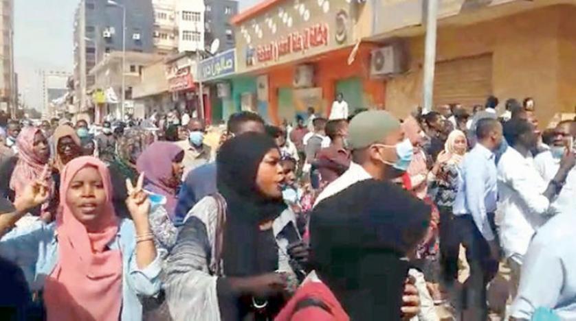 اعتراضات در خارطوم دوباره شعله ور شد