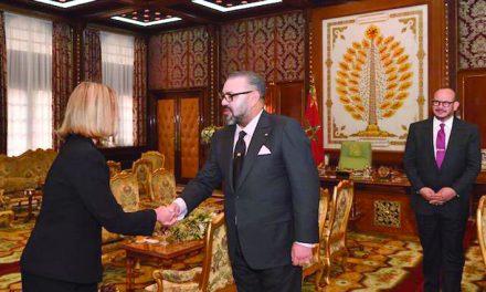 موگرینی از آغاز مرحله جدید بین مراکش و اتحادیه اروپا خبر داد