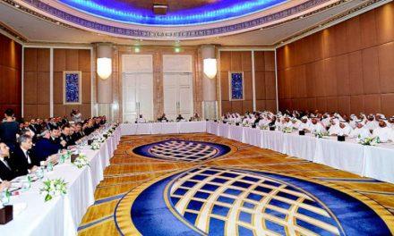 بازرگانان اماراتی در جستجوی فرصتهای سرمایهگذاری در سوریه