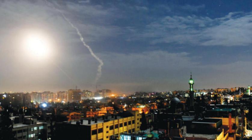 ۱۲ نیروی سپاه ایران در حملات هوایی اسرائیل به سوریه کشته شدند