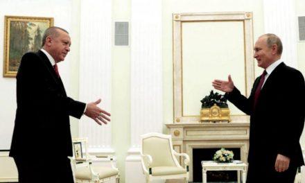 «ادلب» و «منطقهٔ کاهش تنش» شرق فرات روی میز مذاکرهٔ پوتین و اردوغان