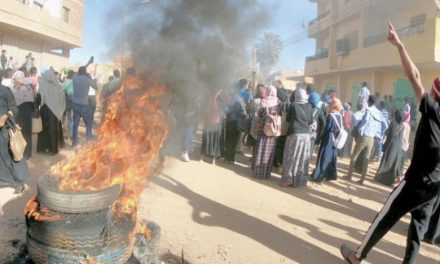 رهبر اپوزیسیون در سودان خواستار کناره گیری البشیر شد