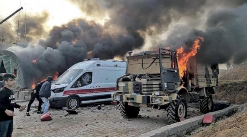 آنکارا از هماهنگی با عراق و اربیل علیه «پ ک ک» خبر داد
