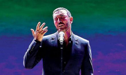 «شتاء طنطوره» برنامههای خود را برای کنسرت کاظم الساهر تمدید کرد