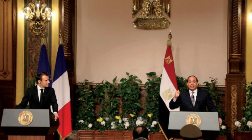 کشمکش مصر و فرانسه بر سر «حقوق بشر» در قاهره