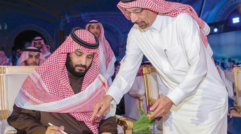 افتتاح نسل چهارم صنایع توسط ولیعهد سعودی؛  بزرگترین برنامهٔ «چشمانداز ۲۰۳۰»