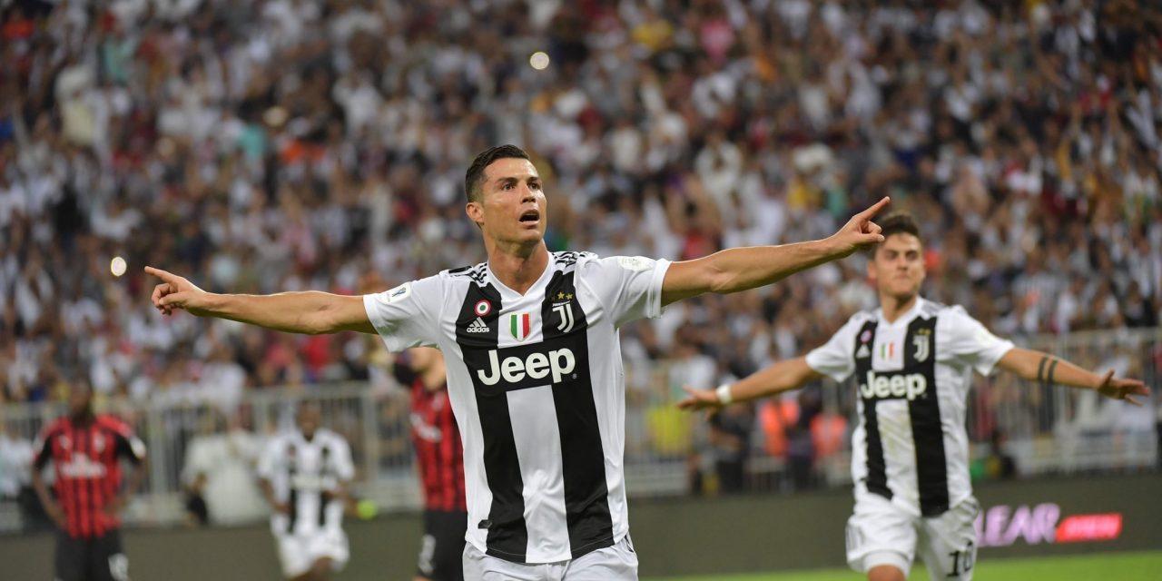 در یک بازی تاریخی در جده یوونتوس با شکست میلان قهرمان «سوپرکاپ ایتالیا» شد