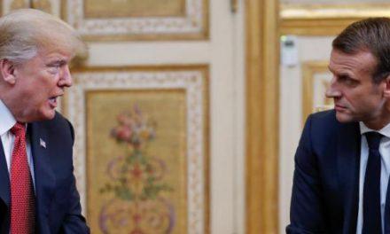 توافق ترامپ و مکرون بر «عقبنشینی برنامهریزی شده و محافظت از کردها»