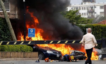گروه الشباب سومالی مسئولیت حمله به پایتخت کنیا را به عهده گرفت