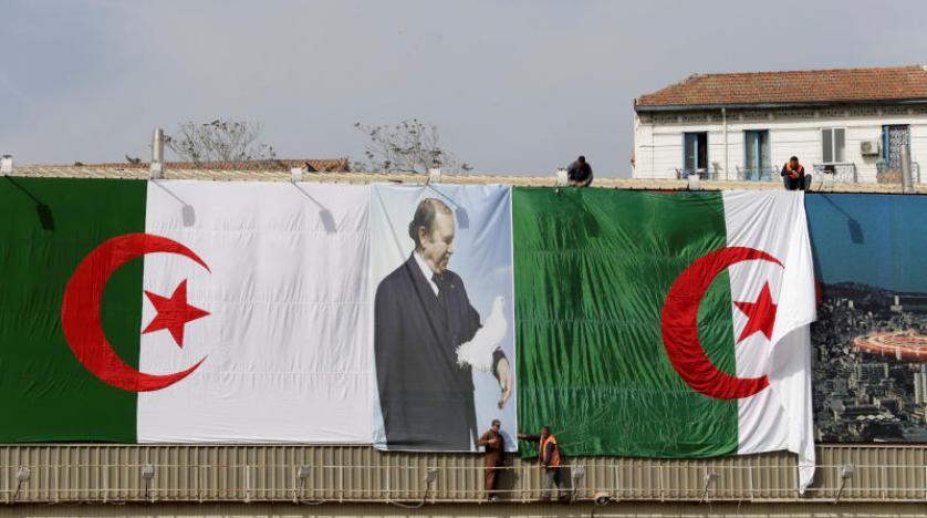 انتخابات ریاست جمهوری الجزایر ۱۸ آوریل برگزار می شود