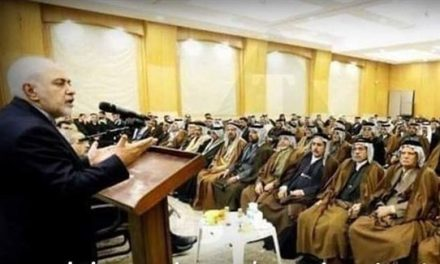 دیدار ظریف با شیوخ عشایر انتقاد عراقیها را در پی داشت