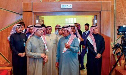 در اولین مأموریت کاری؛ وزیر اطلاعرسانی سعودی بر بهبود کار رسانهای تأکید کرد
